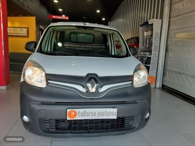 usado Renault Kangoo Profesional Maxi 2p 2014 dCi 90 Gen5