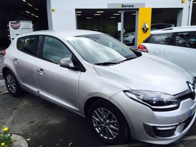 brugt Renault Mégane GT Berlina 1.2TCE GT STYLE