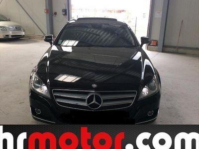 usado Mercedes CLS250 CDI BE
