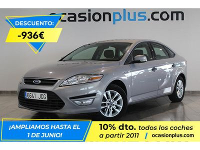 brugt Ford Mondeo 1.6 TDCi A-S-S 115cv Business