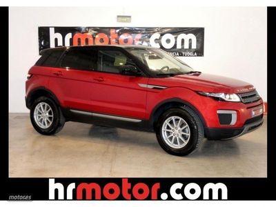 usado Land Rover Range Rover evoque Evoque 2.0eD4 SE Dynamic 2WD 150