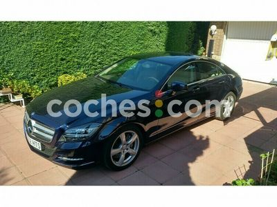 usado Mercedes CLS350 Clase ClsBe (4.75) Aut. 306 cv en Madrid