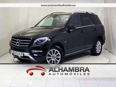 usado Mercedes ML350 Clase MBLUETEC 4MATIC EDITION 1 4X4 AUTO