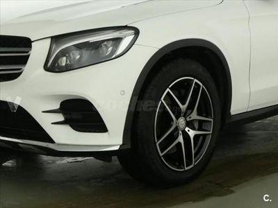 usado Mercedes GLC220 Clase GlcD 4matic Amg Line 5p. -15