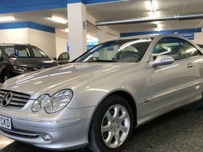 usado Mercedes CLK200 163cv AUTOMÁTICO **SÓLO 85.000KM