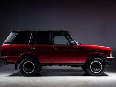usado Land Rover Range Rover Classic 3.9I V8 VOGUE SE