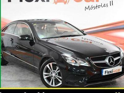 usado Mercedes 300 Clase E CoupéAut.