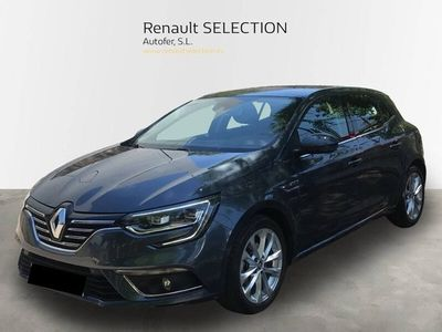 usado Renault Mégane MEGANE1.5dCi Blue Limited + 85kW