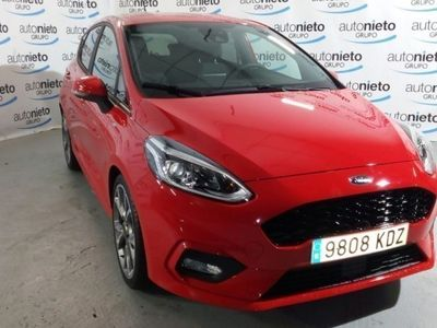 usado Ford Fiesta 5 PUERTAS ST LINE 1.0 EcoBoost S/S 92KW (125CV) Euro6