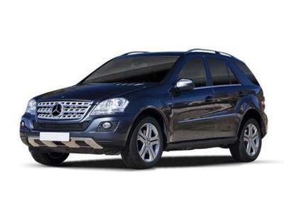 usado Mercedes ML350 M CDI 4M Edición Limitada Aut.