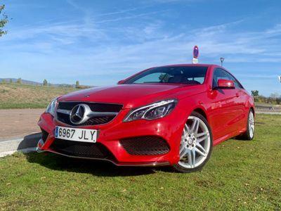 usado Mercedes E250 Coupé AMG d 9G-Tronic *FINANCIADO 30.990€
