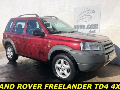 usado Land Rover Freelander Excursion 2.0 TD4 S