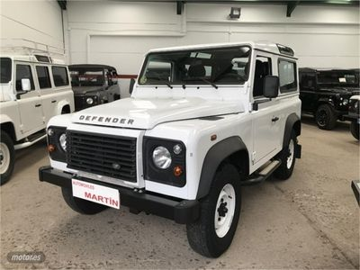 used Land Rover Defender 90 TDI SW E 90kW (122CV)