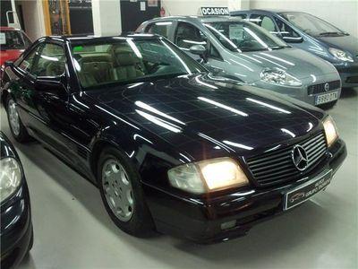 usado Mercedes 230 SL 300 24 V CABRIOcv