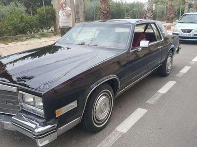usado Cadillac Eldorado cuero y todos los extras