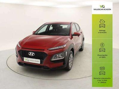 usado Hyundai Kona 1.0 Tgdi Essence 4x2 120 cv en Barcelona