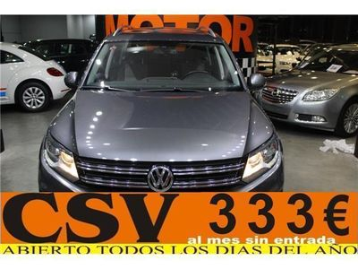usado VW Tiguan 2.0TDI 140CV DSG SPORT **AUTO, 4X4, 333€/MES**