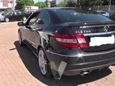 usado Mercedes CLC200 Clase CLCCDI -10