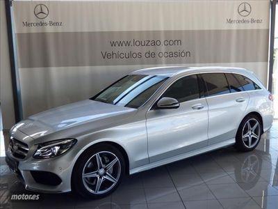 usado Mercedes 220 Clase C C Estated 7G Plus