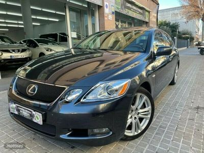 usado Lexus GS450H President hibrido