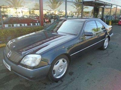 usado Mercedes S500 ClaseCoupé