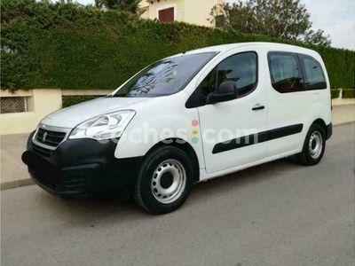 usado Peugeot Partner P. Tepee 1.6bluehdi Adventure Ed. Etg6 100 100 cv en Murcia