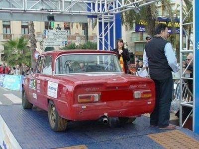 usado Alfa Romeo Giulia año 1972 3600 KM a € 14500.00