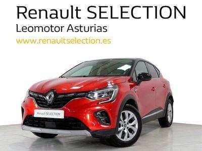 usado Renault Captur Nuevo Zen Blue dCi 85 kW (115CV) -SS