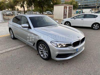 usado BMW 520 4p