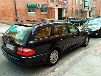 usado Mercedes E270 Familiar CDI