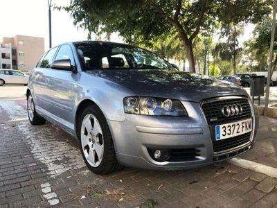 usado Audi A3 Sportback 2.0 T FSI S tronic Ambition