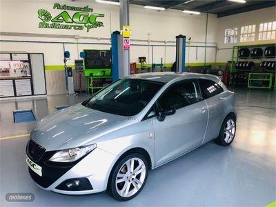 usado Seat Ibiza SC 1.9 TDI 105cv Sport DPF