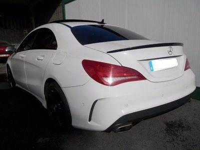 usado Mercedes CLA200 Clase CLACDI AMG Line