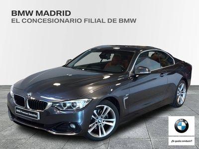 usado BMW 420 d Cabrio