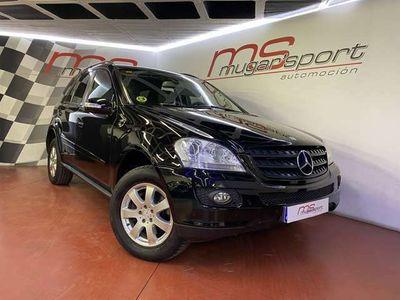 usado Mercedes ML320 M CDI Aut.
