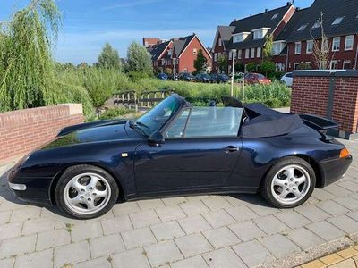 usado Porsche 911 Carrera 993 Cabrio 2 3.6 automático