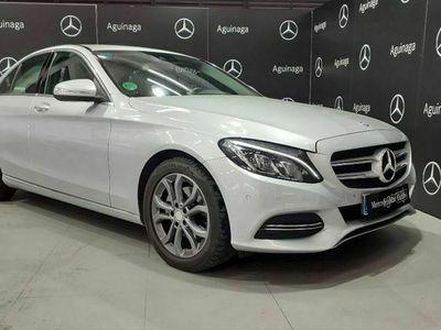usado Mercedes C220 Clase CBlueTEC Avantgarde