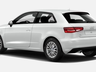 usado Audi A3 1.4 TFSI Advanced 92kW (125CV) Gasolina Blanco matriculado el 02/2016