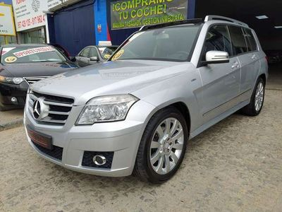 usado Mercedes GLK220 CDIBE 4M Aut.