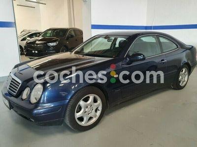 usado Mercedes CLK230 Clase Clk Cabrio K Elegance 197 cv en Valencia