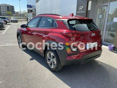 usado Hyundai Kona Hev 1.6 Gdi Dt Maxx 141 cv en Lleida