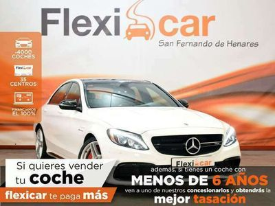 usado Mercedes S63 AMG Clase C Mercedes-AMG
