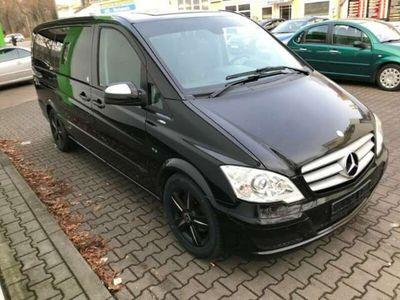 usado Mercedes Viano 3.0CDI Trend Extralargo Aut.