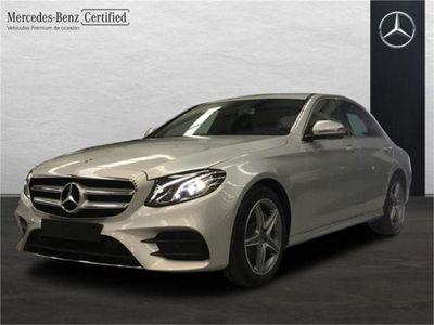 usado Mercedes E220 9G-Tronic 194 (4.75)
