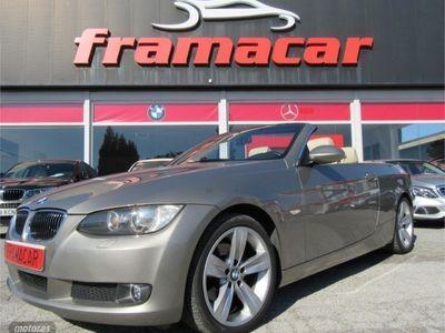 usado BMW 320 Cabriolet Serie 3 i