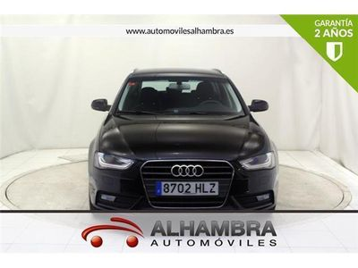 usado Audi A4 AVANT 2.0 TDI-E 136 DPF AVANT