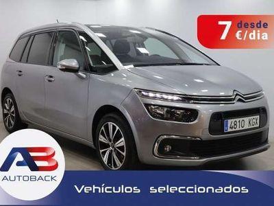 usado Citroën Grand C4 Picasso 1.6BlueHDI S&S Feel 120