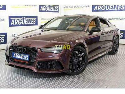 usado Audi RS7 Sportback 4.0 Tfsi Performance Q. Tip. '16
