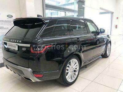 usado Land Rover Range Rover Sport 3.0sdv6 Hse Aut. 249 249 cv en Barcelona