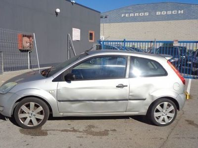 used Ford Fiesta 1.4 Trend
